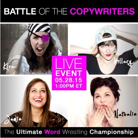 WATCH: The Battle of the Copywriters Replay!