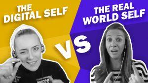 digital life vs real life